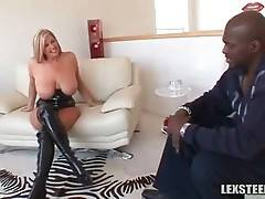Hot Milf Zoey Andrews Starves For Black Cock 3