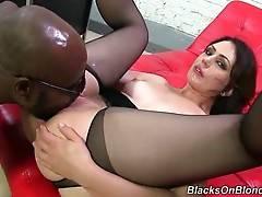 Sarah Shevon Enjoys Big Black Cock In Her Ass 3